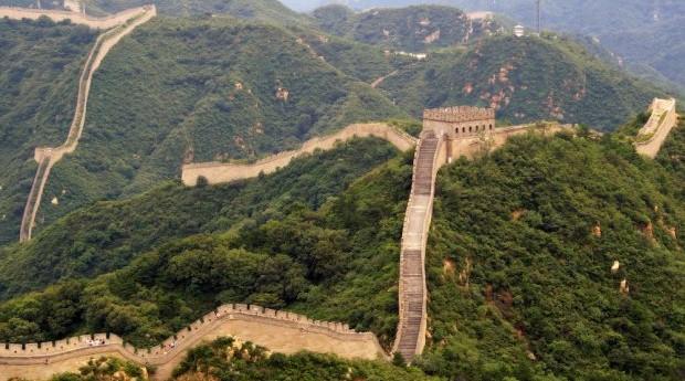 Te chińskie budowle